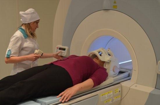 Процедура МРТ головного мозга