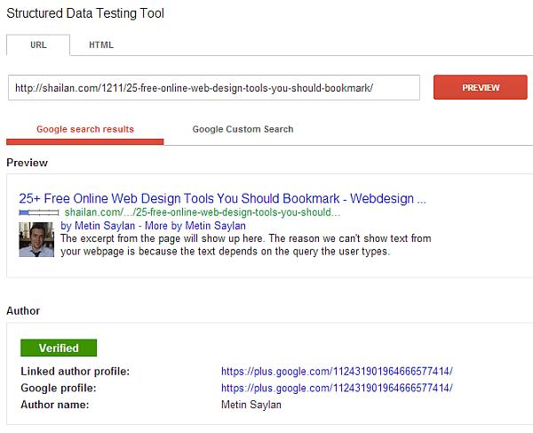 author-profile-data-testing
