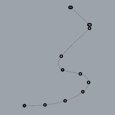 Export-polyline-points-script