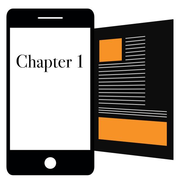 Bücherlesen auf dem Smartphone ist möglich. Und sinnvoll.
