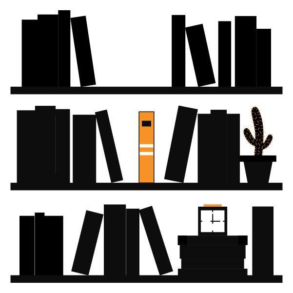Verrückt - zwei Bücher gleichzeitig lesen dauert genauso lange wie hintereinander