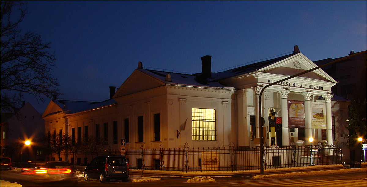 Munkácsy Múzeum