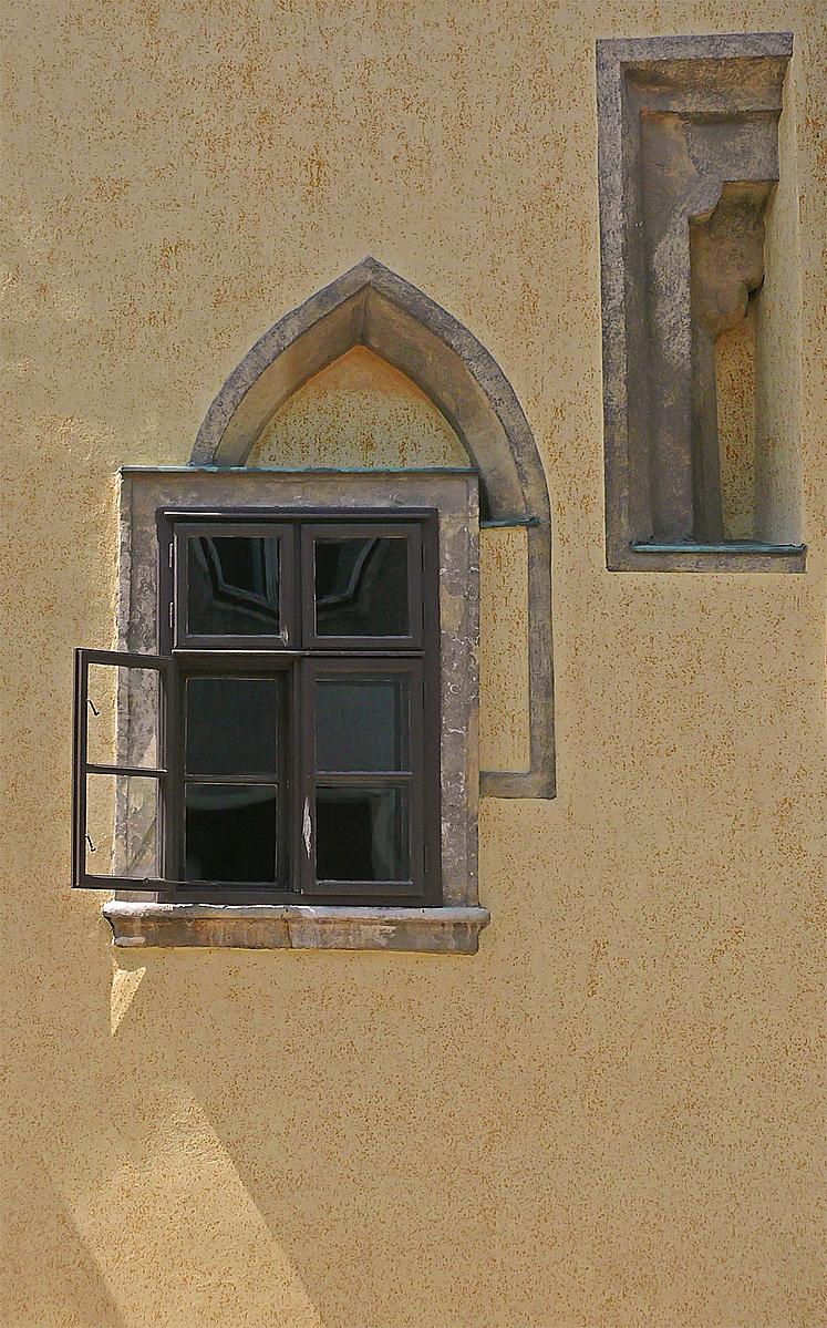 Korok - Ablakok