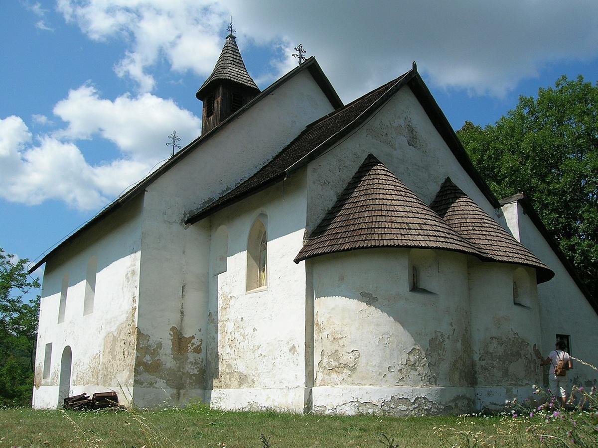 Ikerszentélyes templom