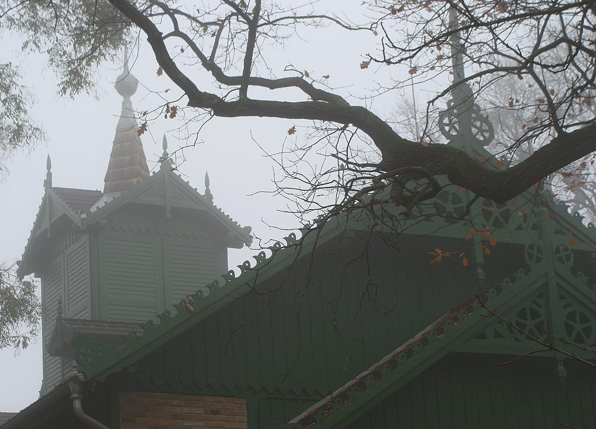 Ködös Zenepavilon