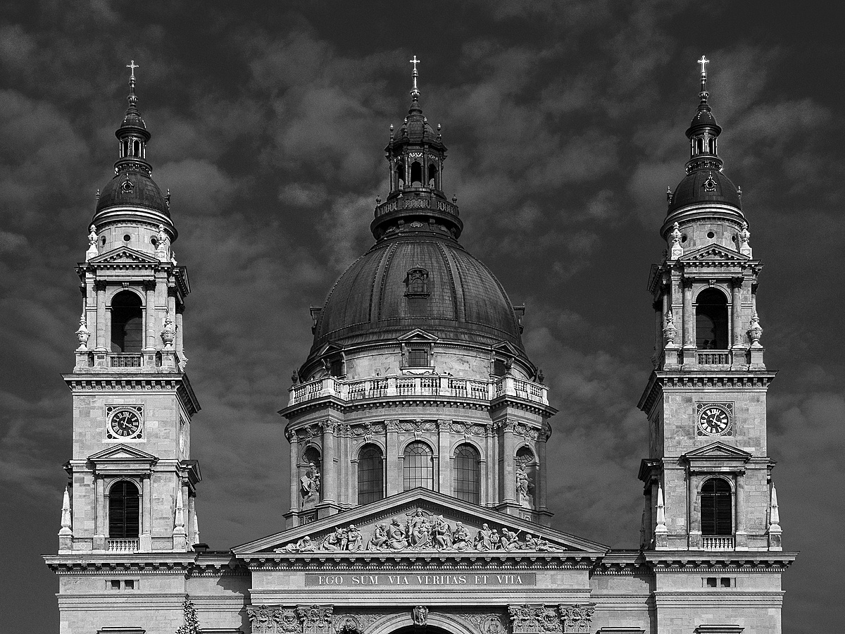 Neoreneszánsz architektúra - megemelt nézőpontból