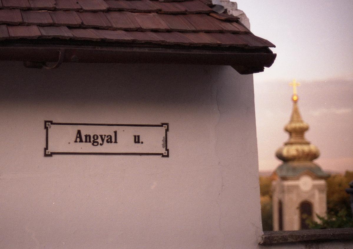 Angyal utca