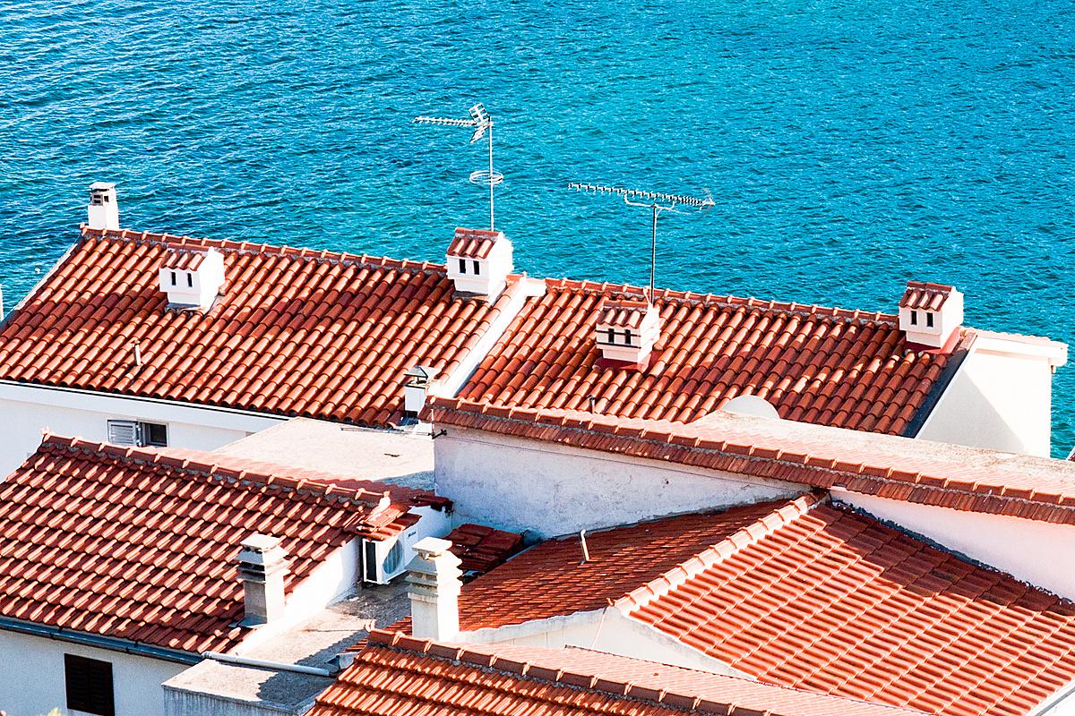 Mediterrán tetők