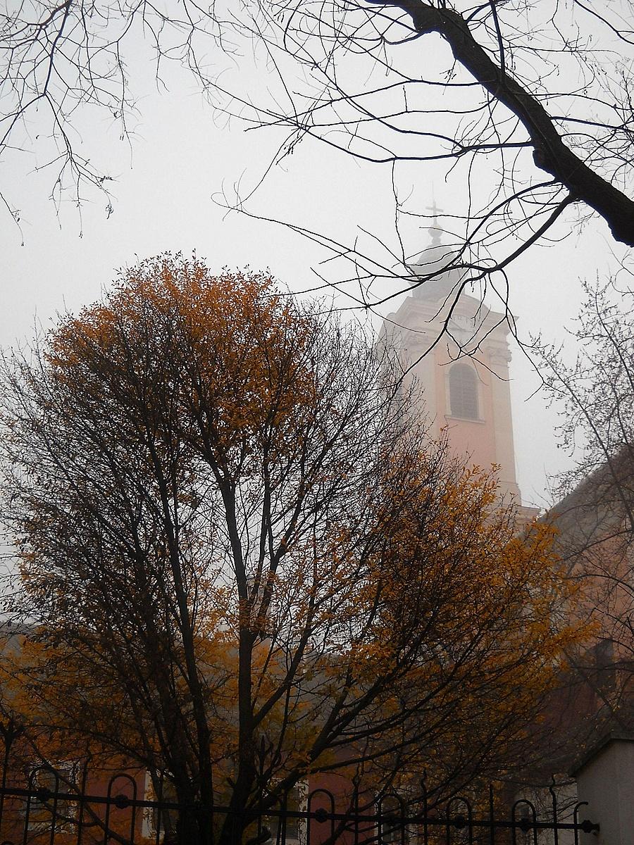 Ködbevesző idő