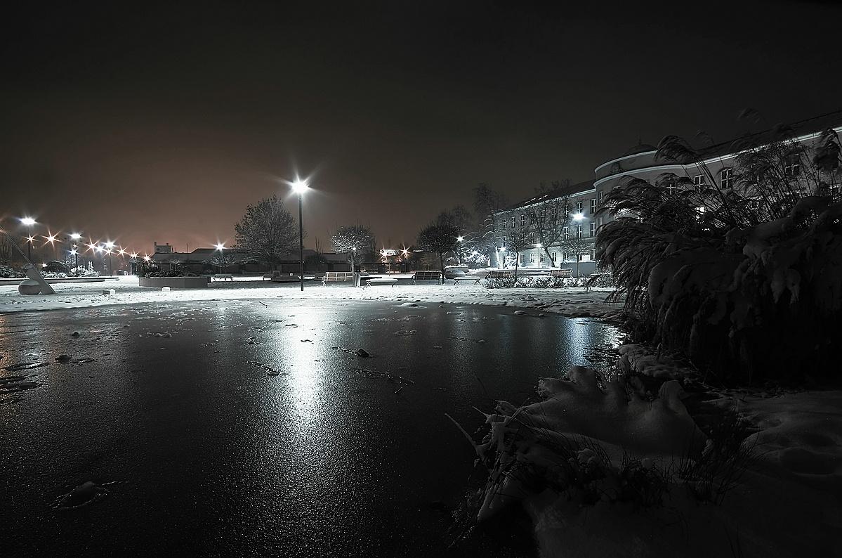 Hó és jég...