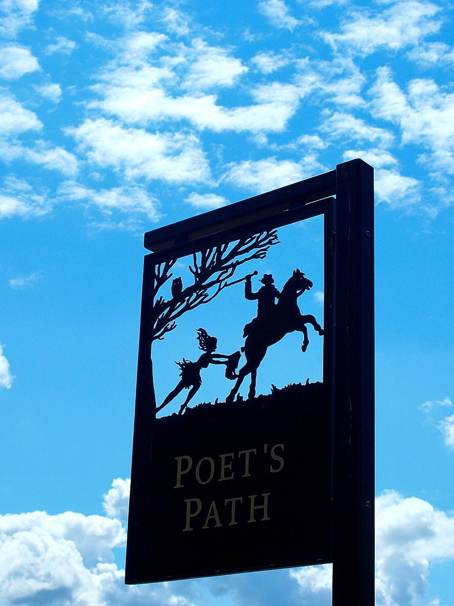Egy Skót költő útján