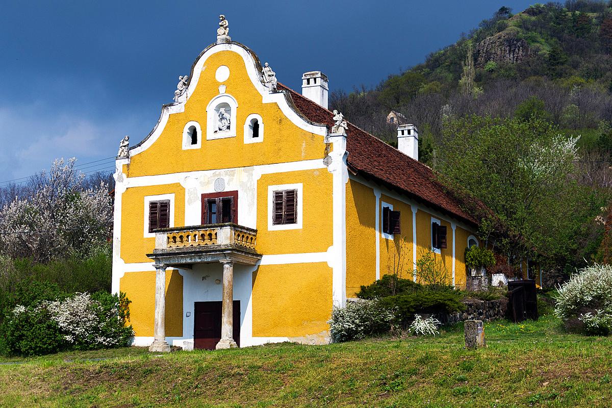 Tavasz a Szent György hegyen.
