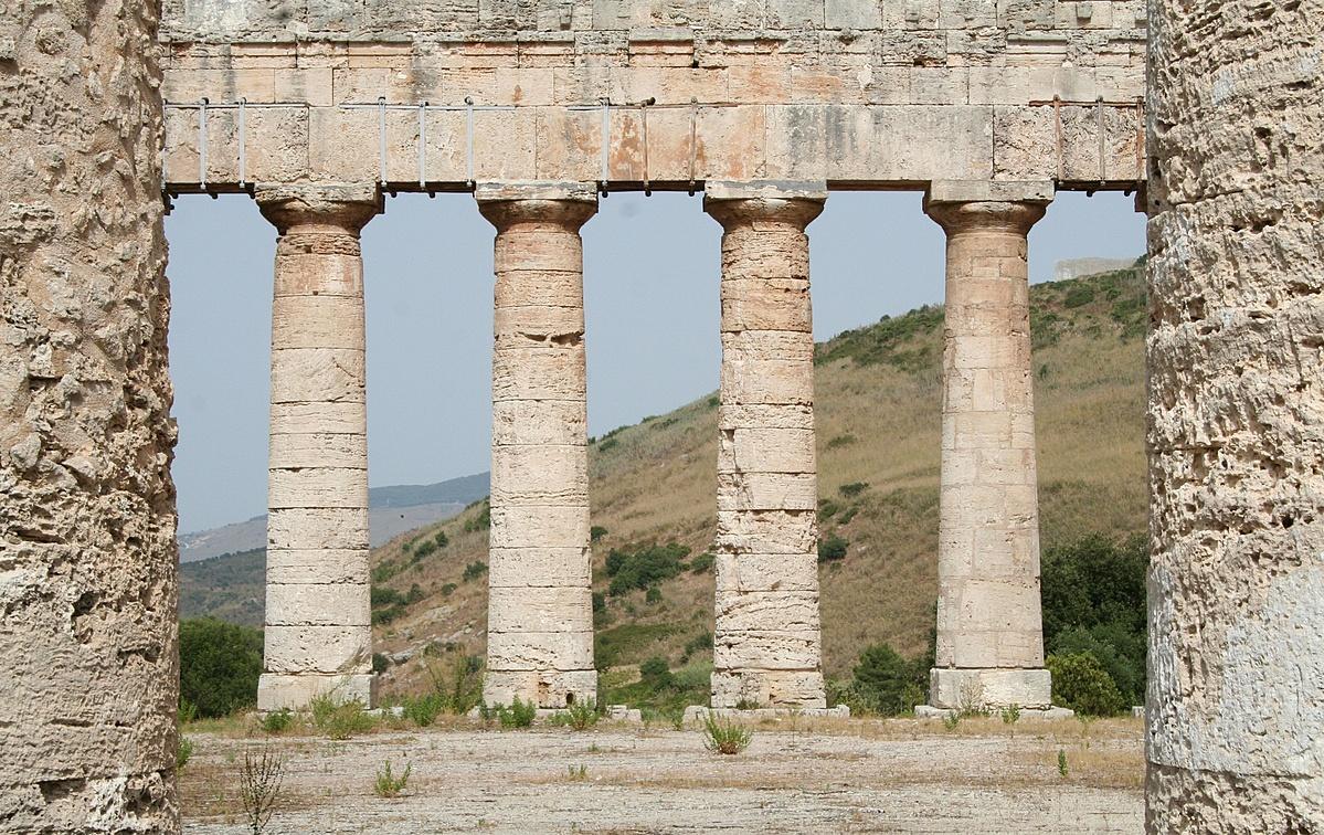 Ókori templom