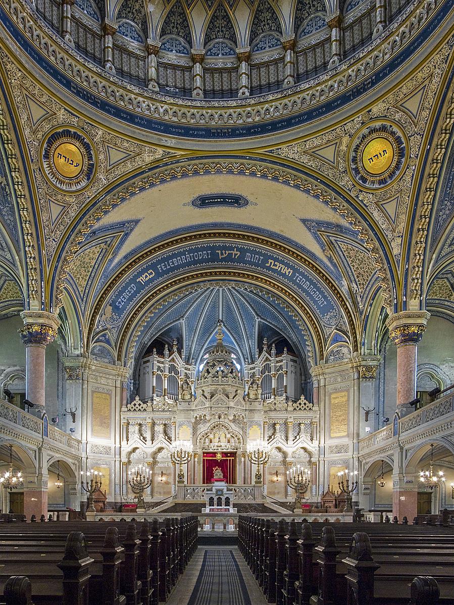 A szegedi új zsinagóga
