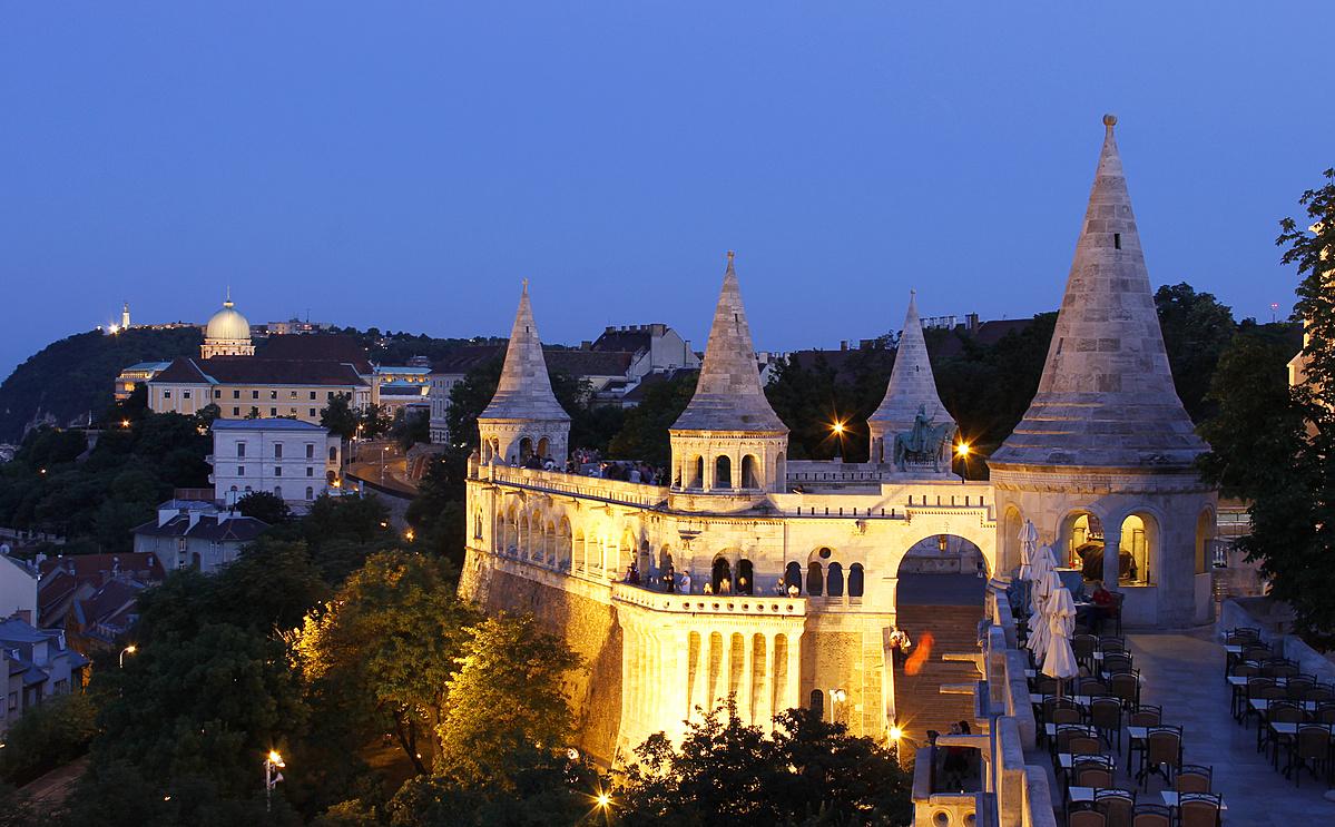 Budapesti alkonyat