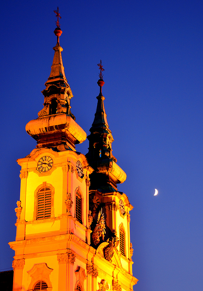 Felsővízivárosi Szent Anna templom