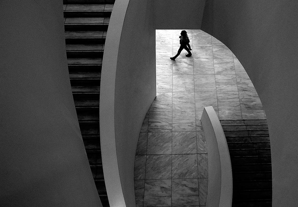 Lépcsőházi hosszúlépés