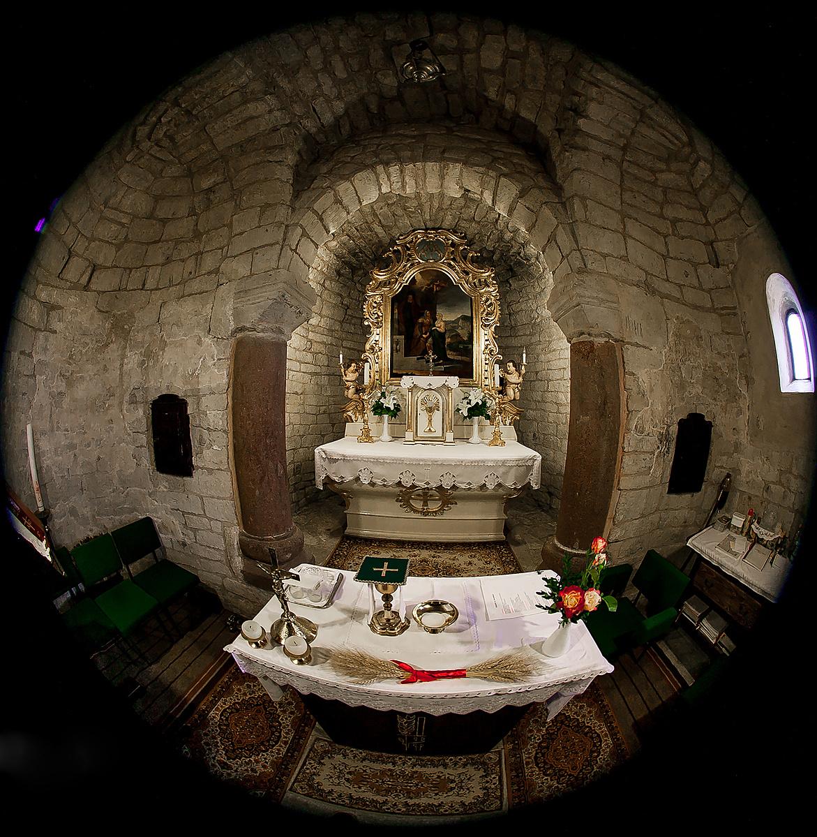 Mária látogatása-templom