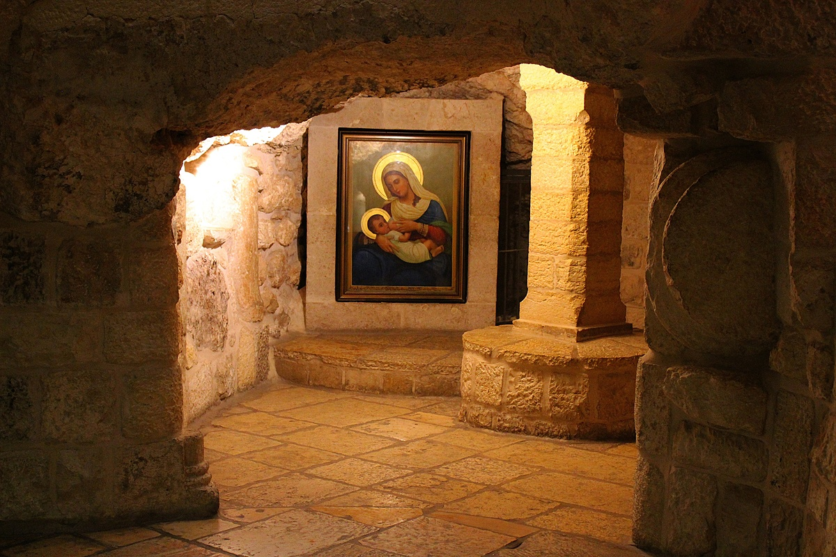 Mária karján