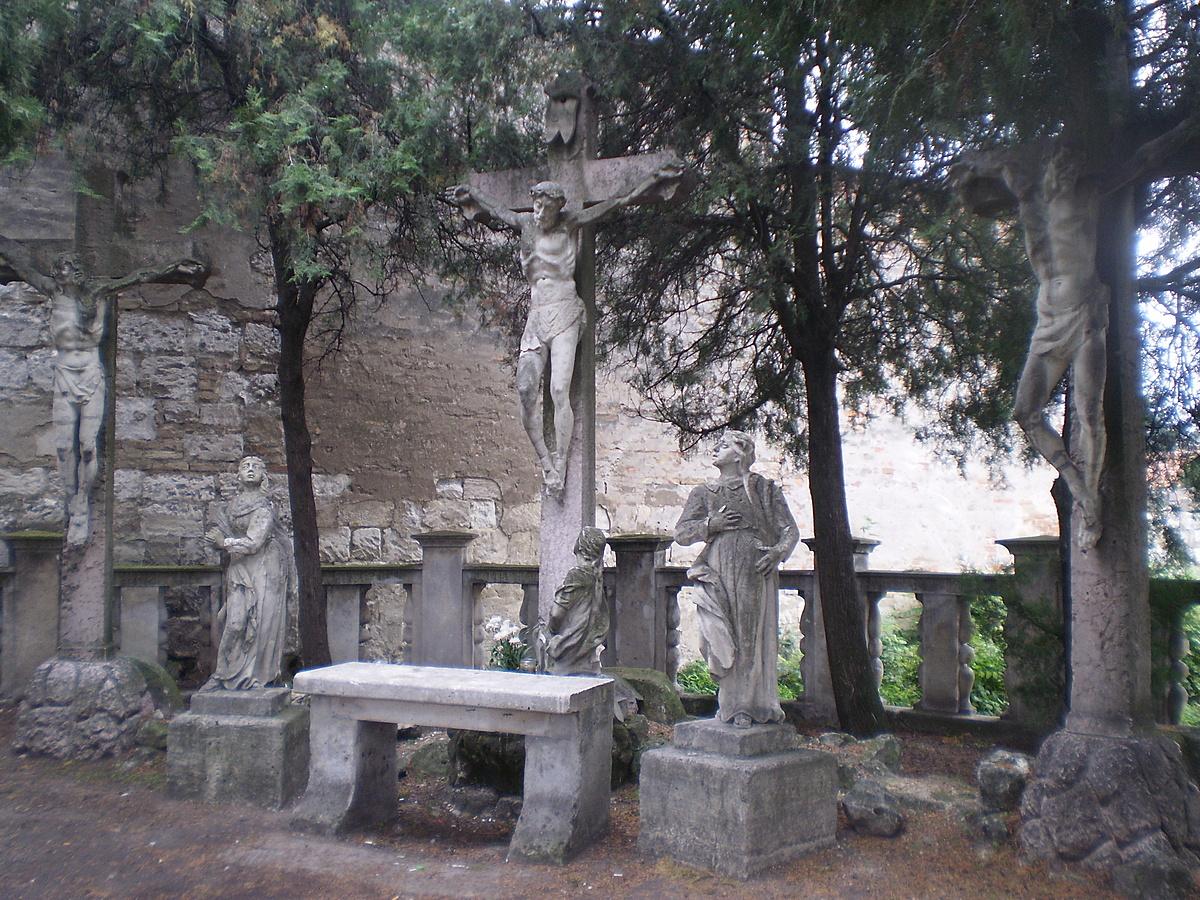Budafoki Kálvária (Golgota)