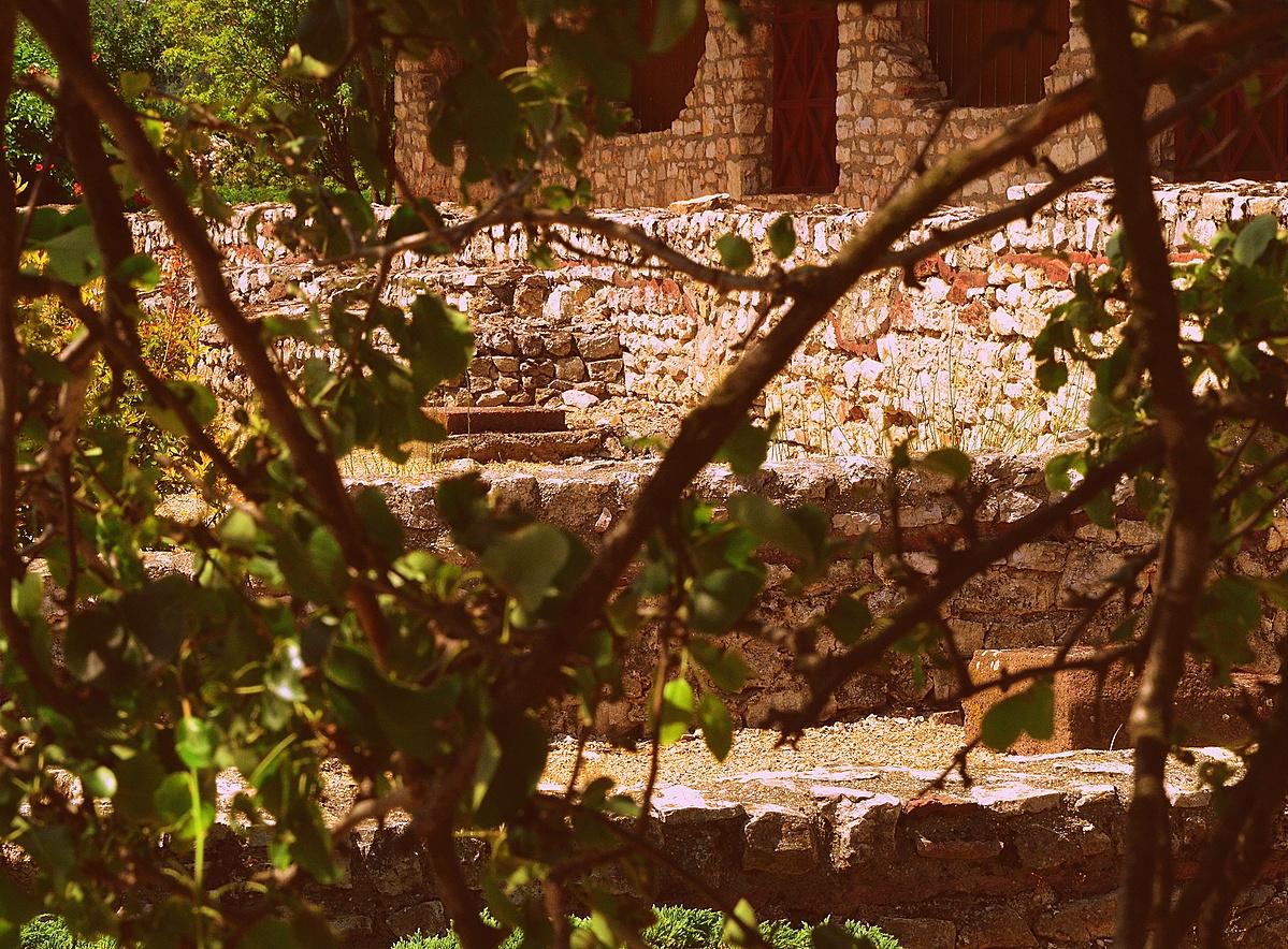Villa Romana főbejárat