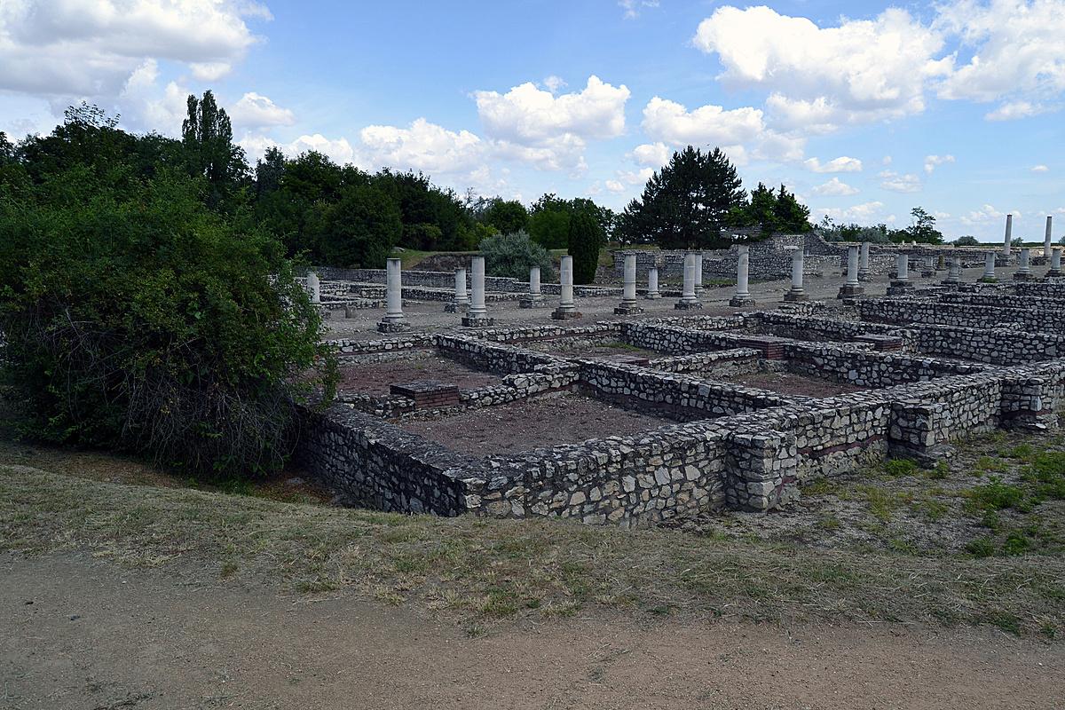 A Római Gorsium