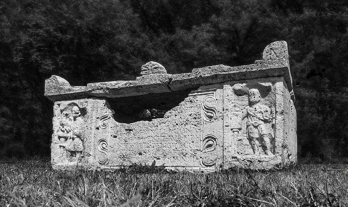 Római szarkofág