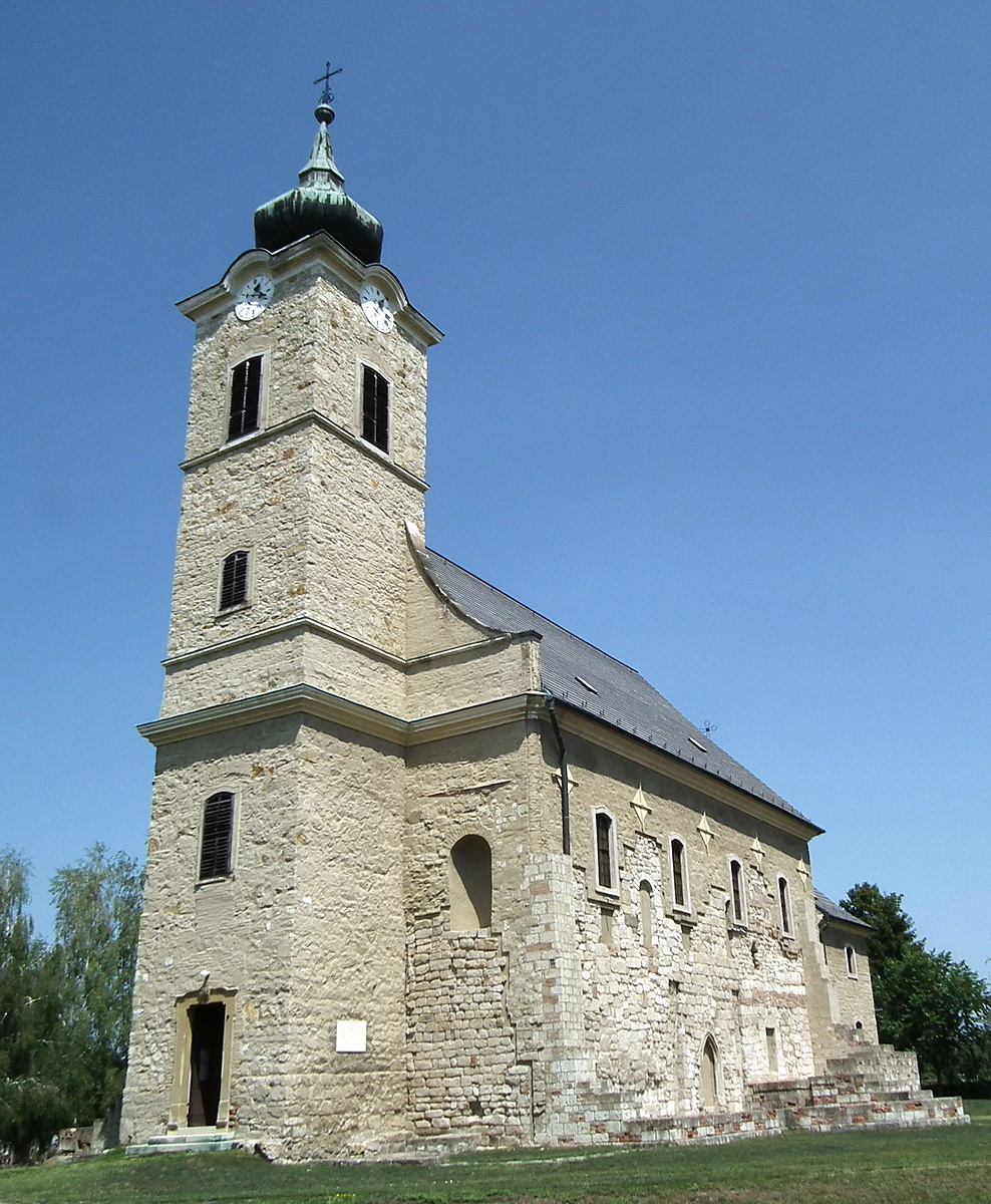 Feldebrői templom