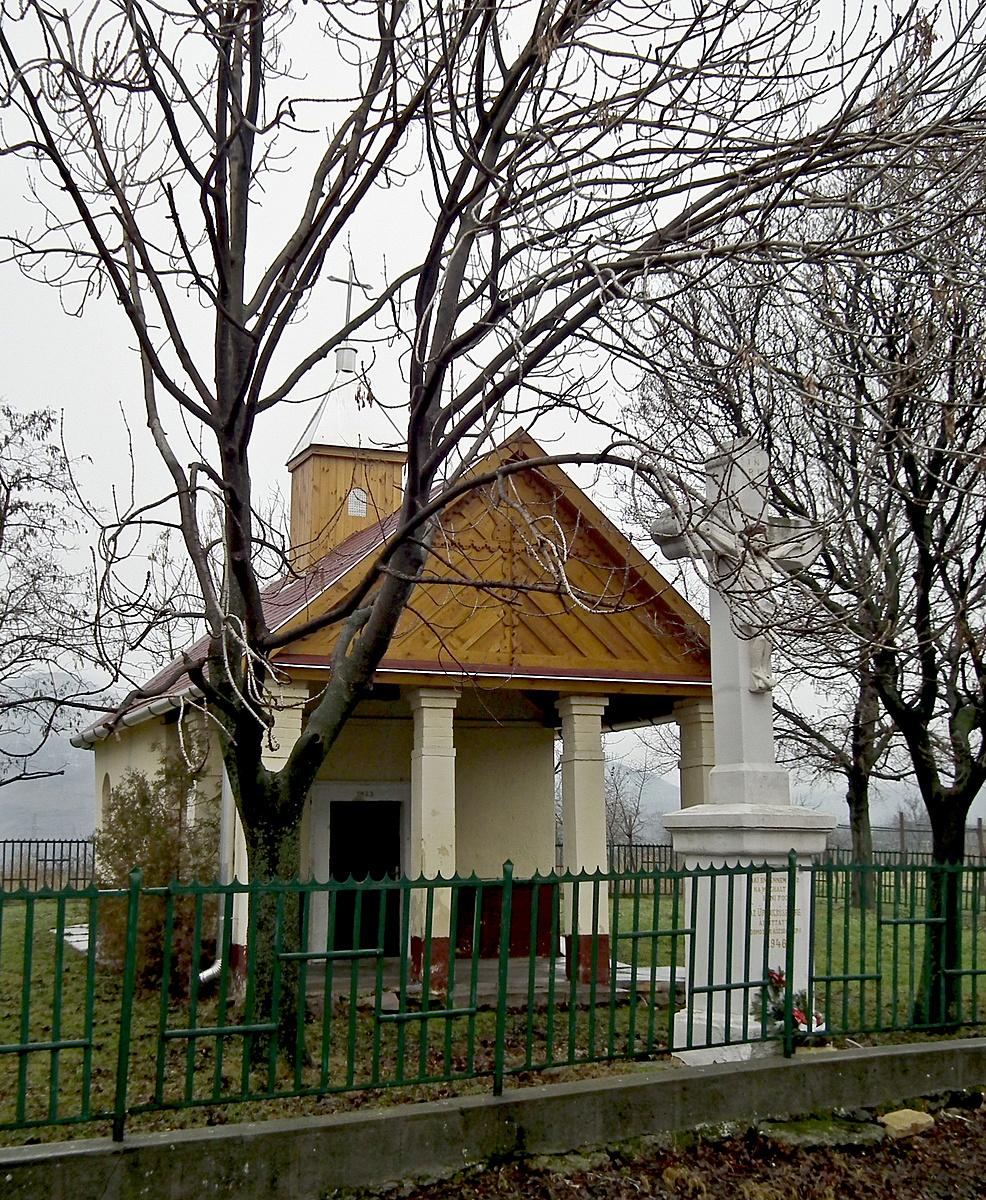 Domoszlói kápolna