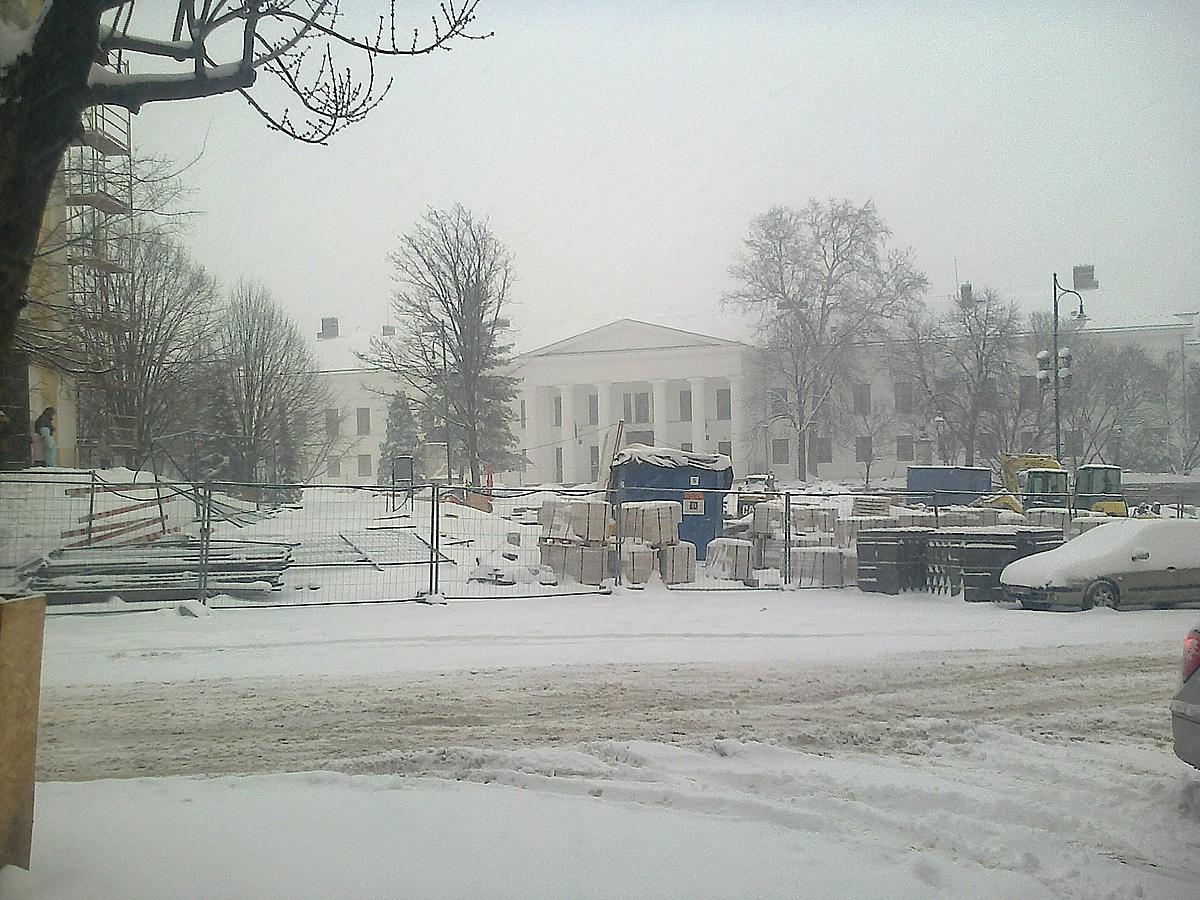 Tavaszi hó