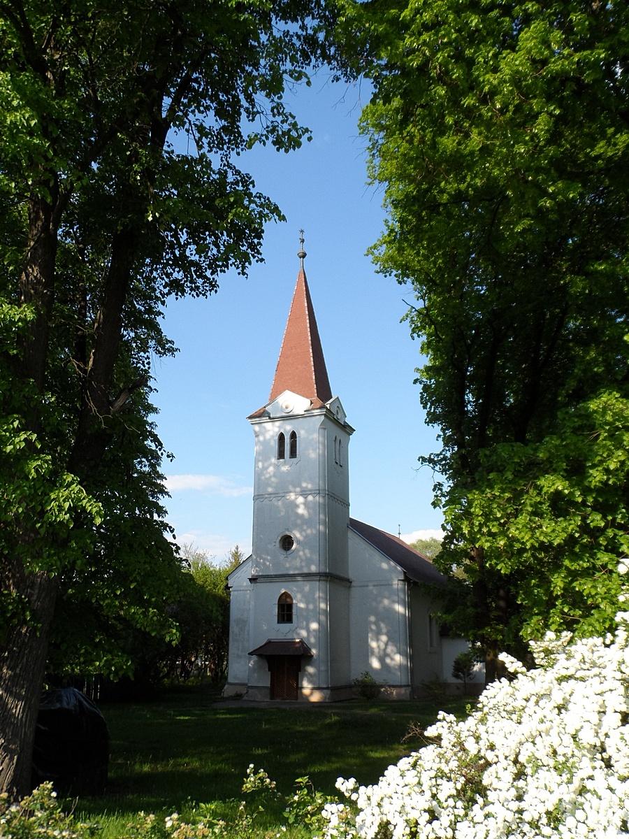 Dédesi református templom