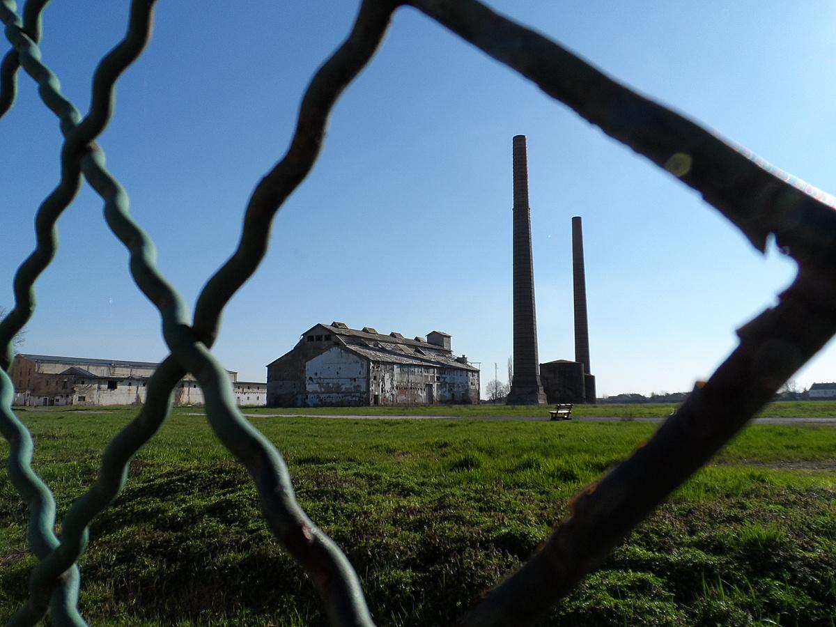 Az egykori Cukorgyár