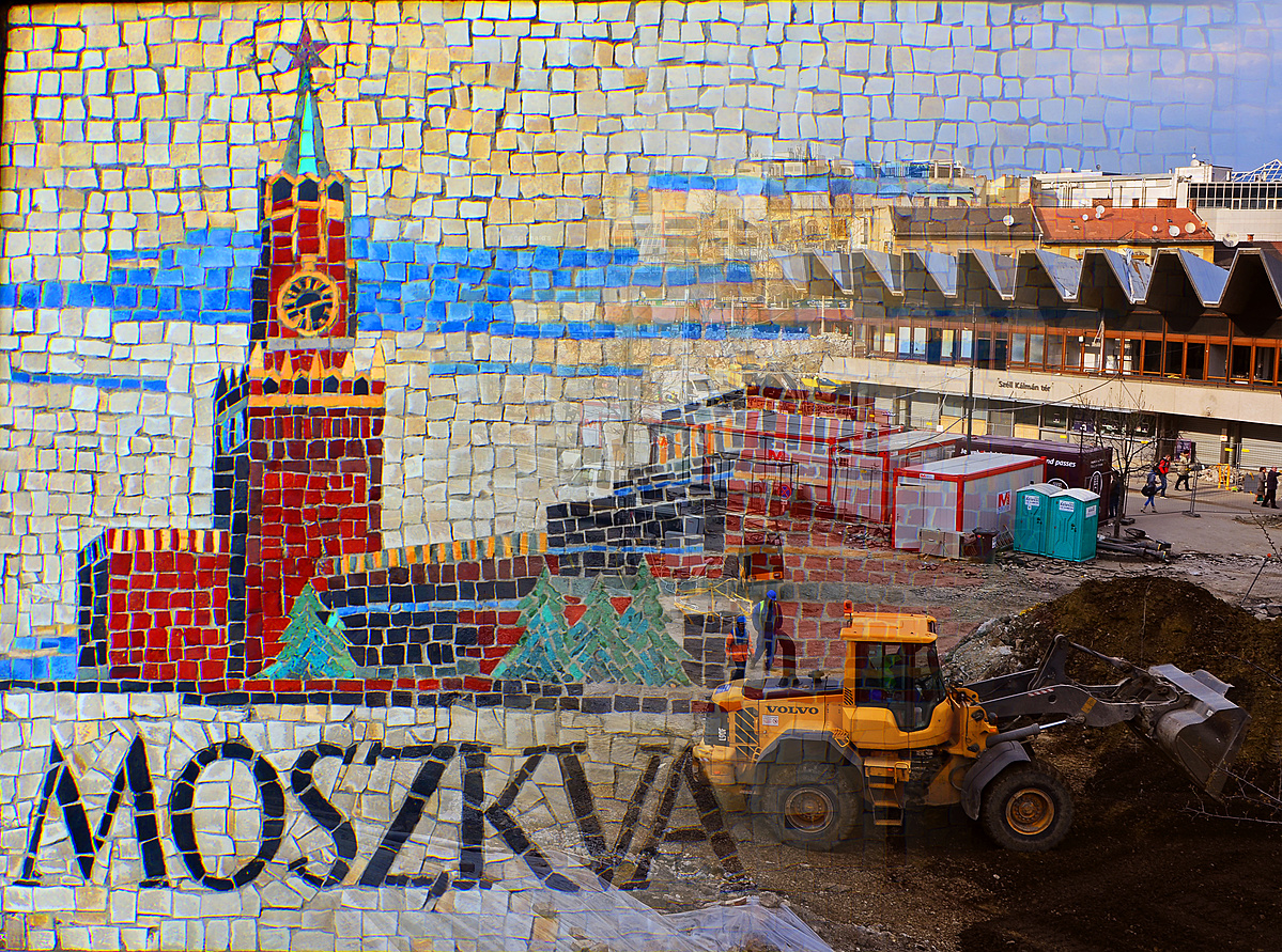 Moszkva tér