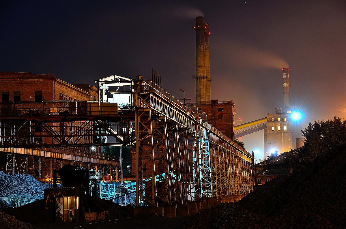 Ha él a gyár, él a város