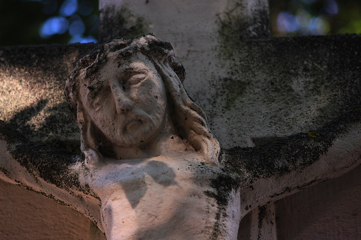 Krisztus arc