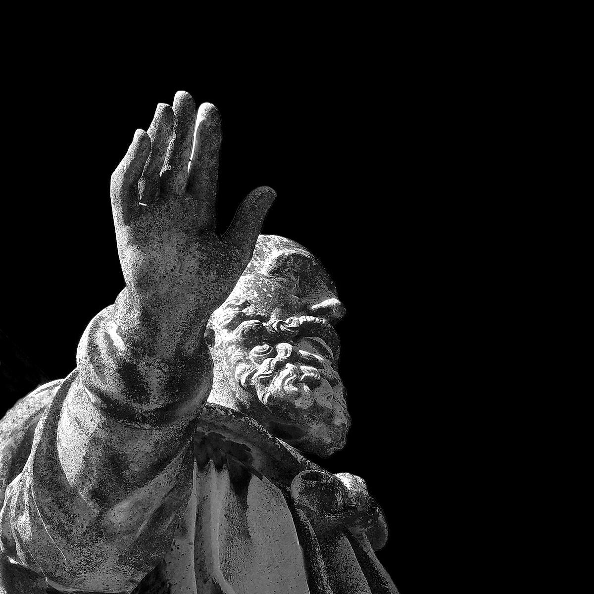 Szent kéz II.