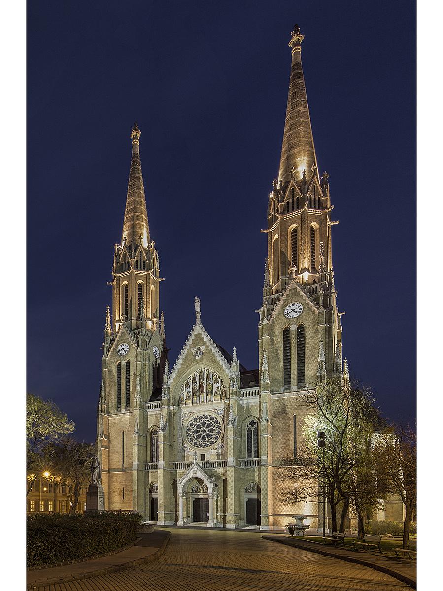 Szent Erzsébet templom (1.)