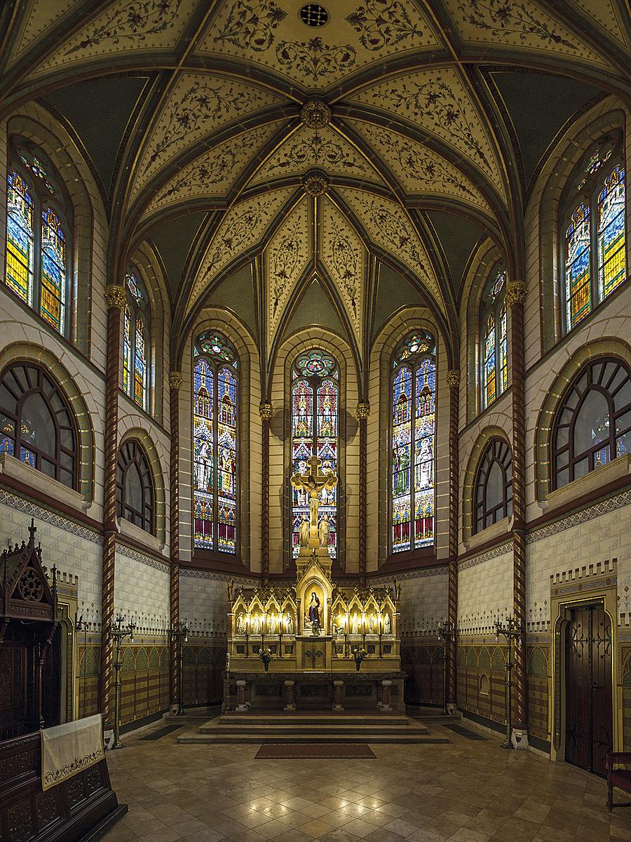 Szent Erzsébet templom (3.)