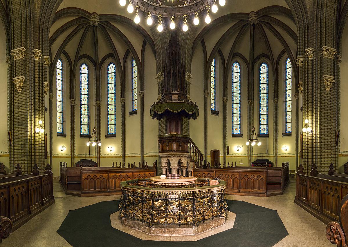 Az első budai református templom