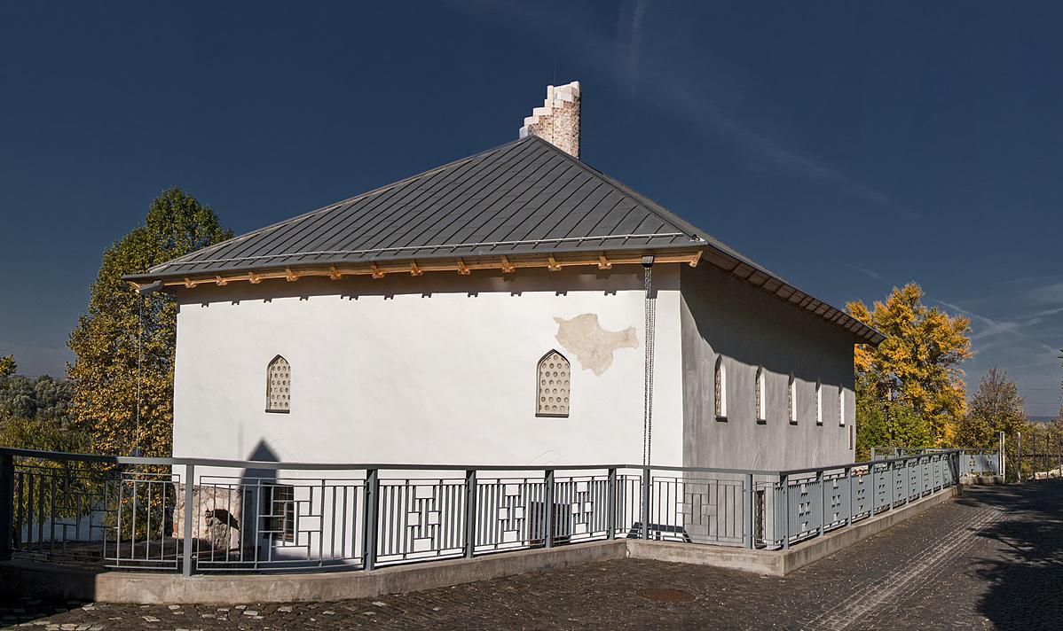 Dzsámi csonka minarettel