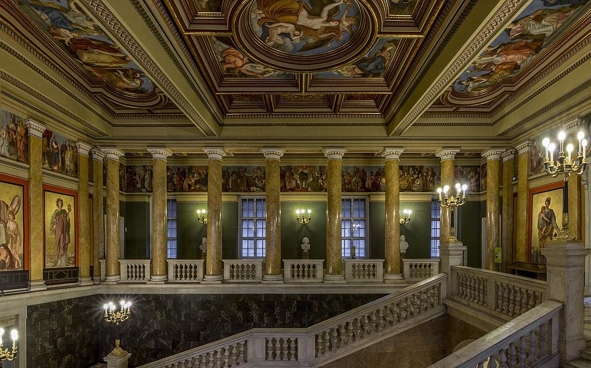 Lépcsőház (1.)