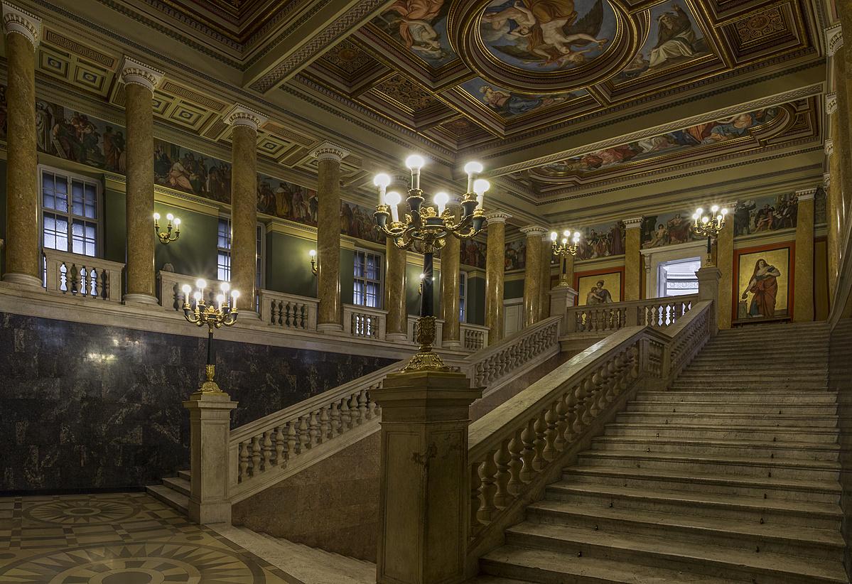 Lépcsőház (2.)