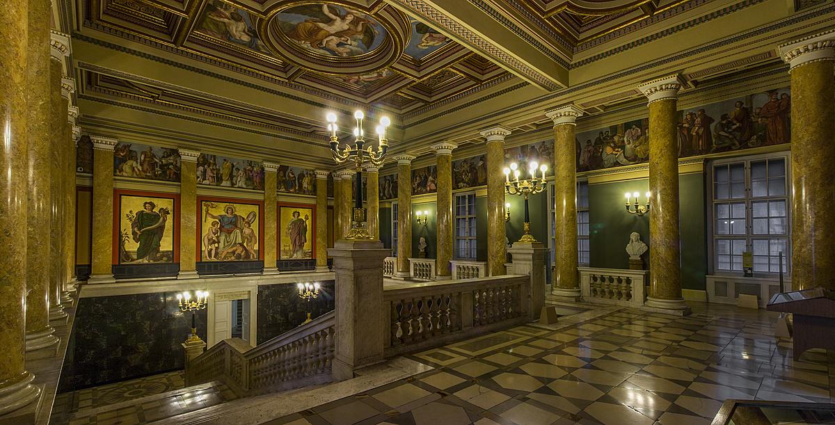 Lépcsőház (3.)