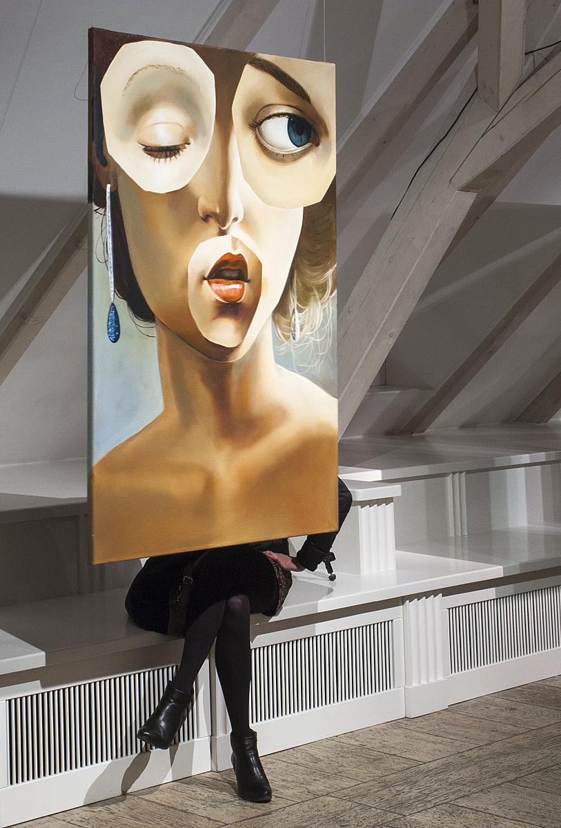 A Galéria fantomja