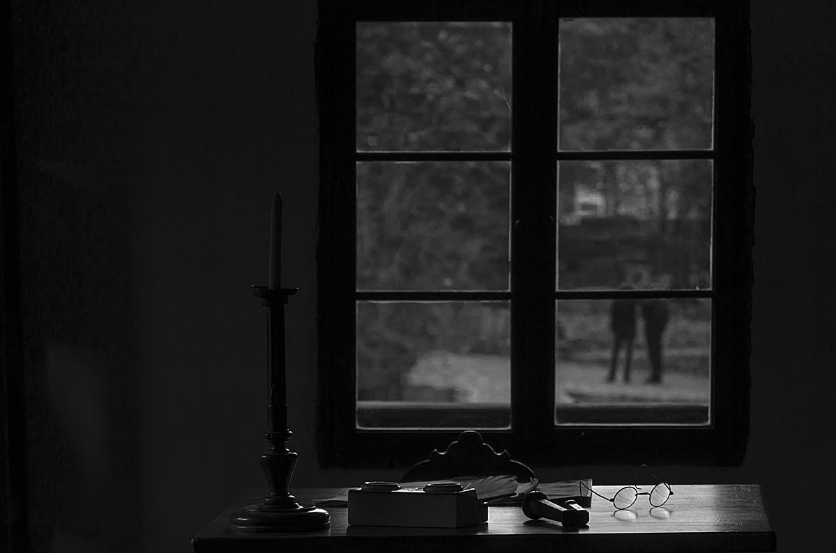 A dolgozószoba csendje