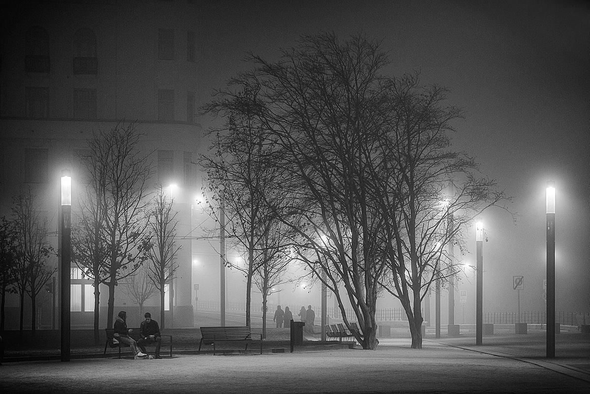 Köd elöttem
