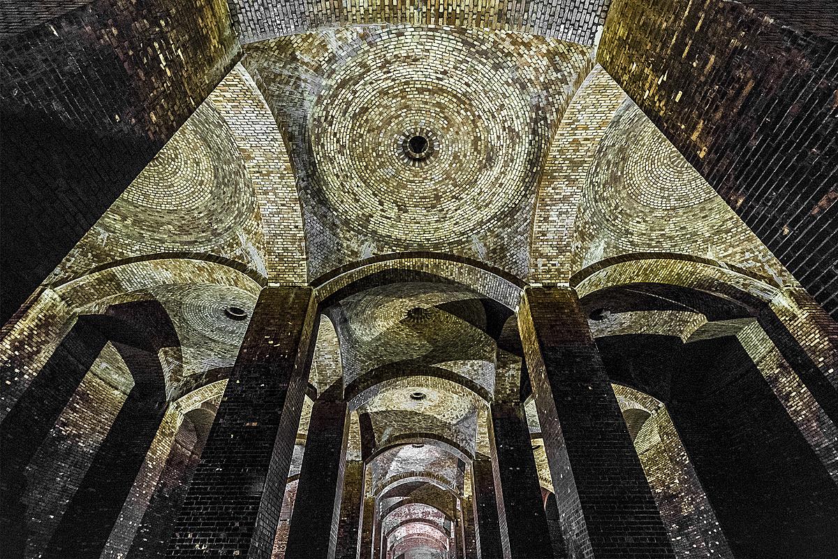 Földalatti katedrális