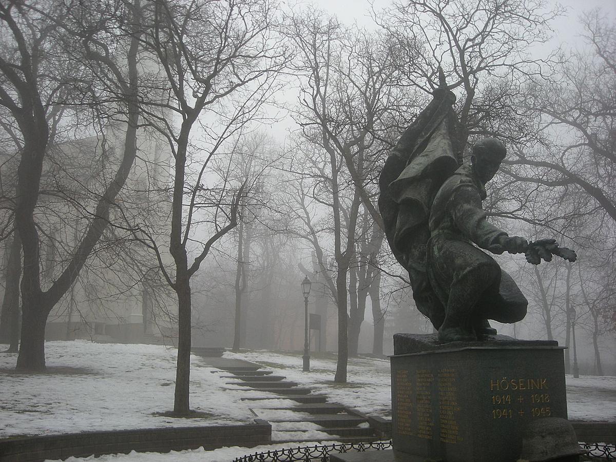 Ködbe vesző emlék