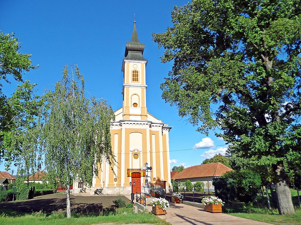 Szent Imre Templom