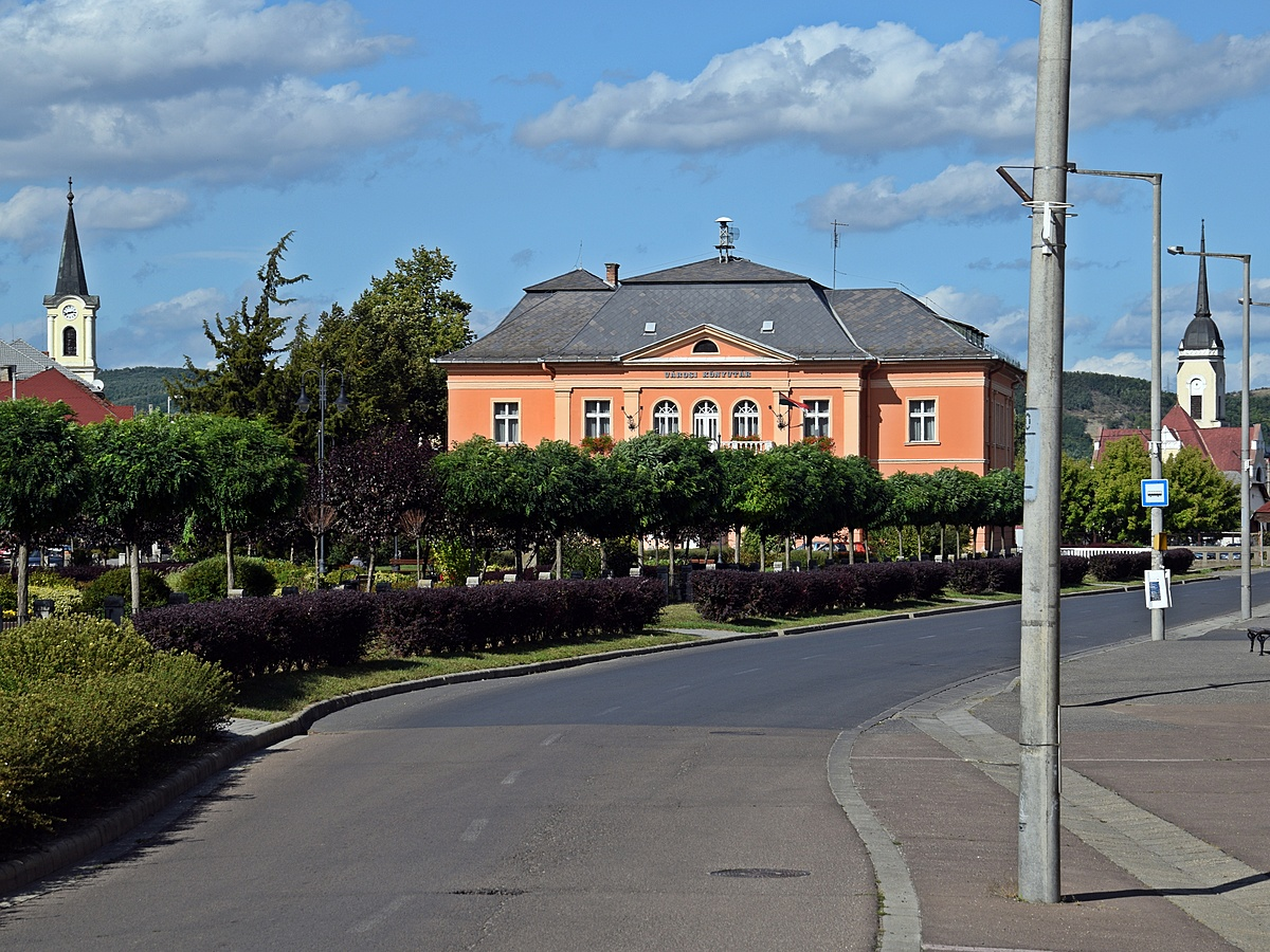 Városi Könyvtár Ózd